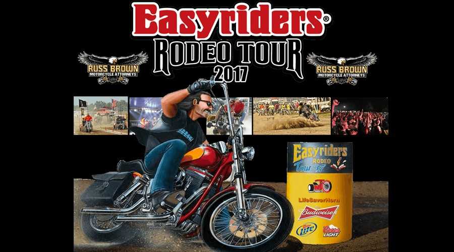 Win Tix to Easyriders Rodeo 2017