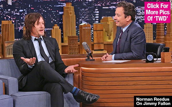 Hey Walking Dead Fans, Norman Reedus Says Sunday Will be Rough...