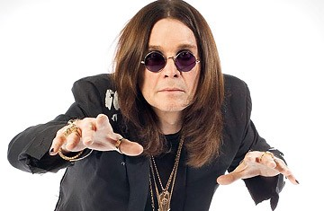 New Ozzy Solo Album