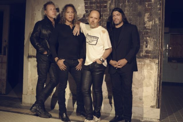 Metallica Back On Napster!