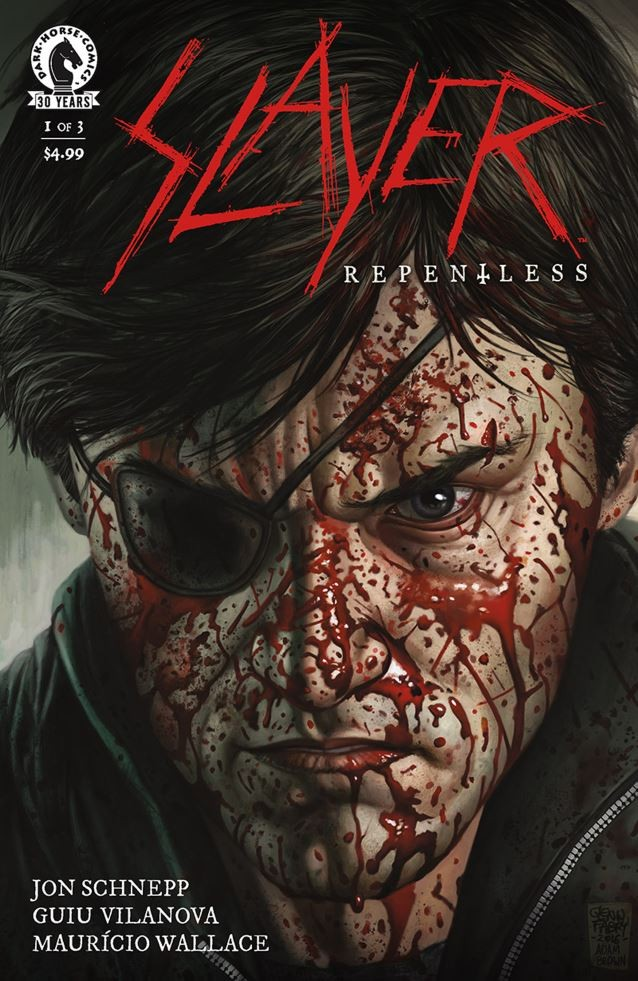 Slayer is Getting a Comic Book!