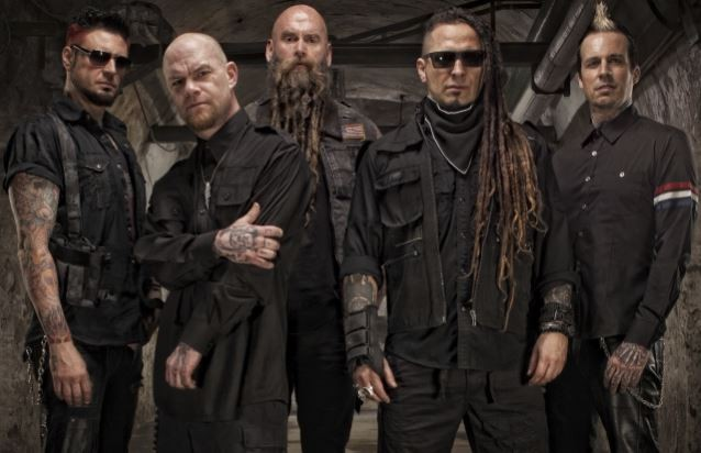FFDP Will Finish Tour with All That Remains Singer