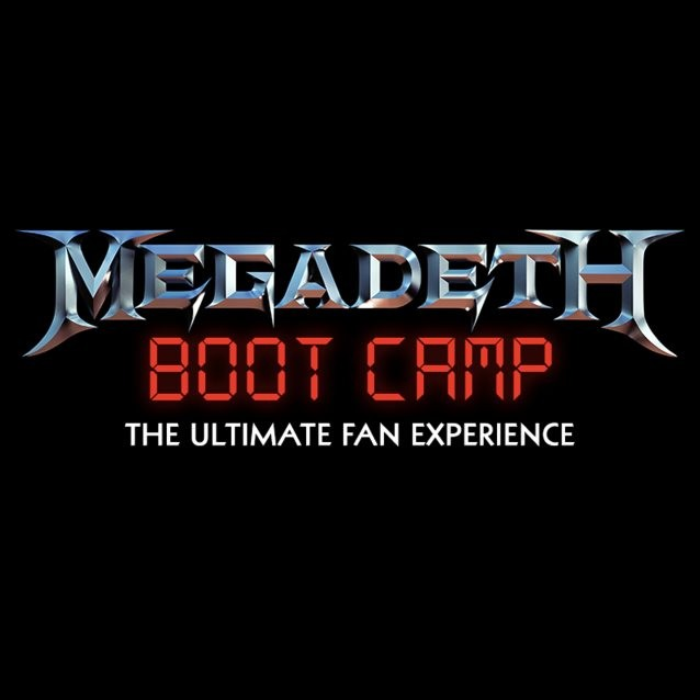 You Can Go Hang Out with Megadeth!!