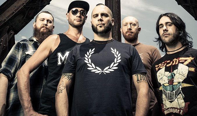 Killswitch Engage Considering A Break