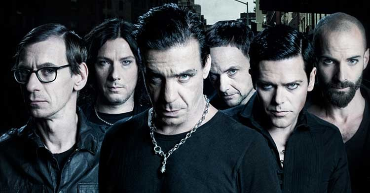 Rammstein's 'Paris' To Get Theatrical Release