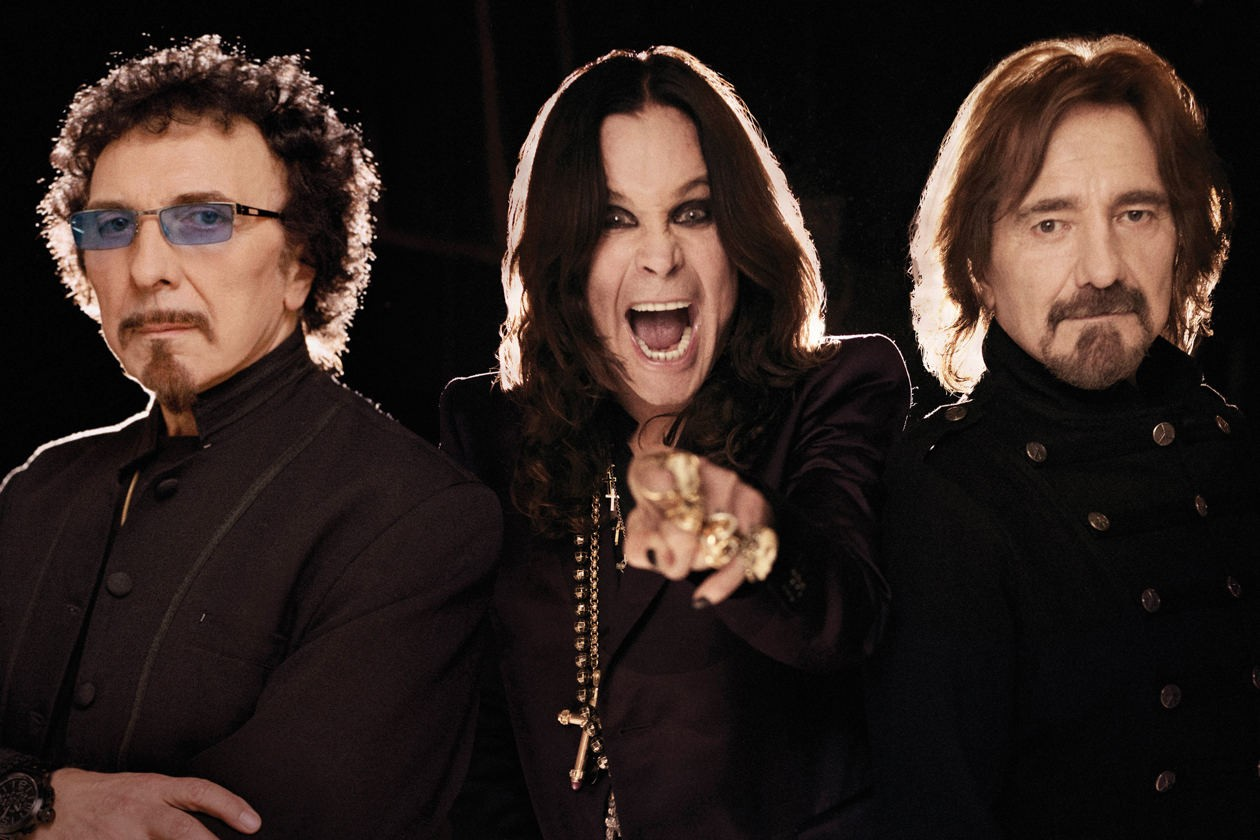 Black Sabbath's Final Performance