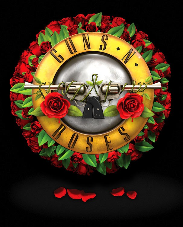 Nothing Says Valentine's Day Like Guns N' Roses!