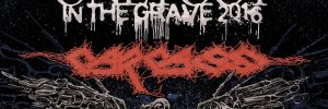 Win Tix to See Carcass