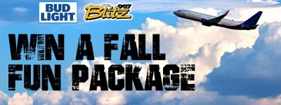Fall Fun Package From Bud Light