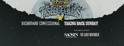 Register to win Tix to Taste of Chaos