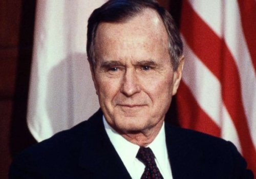 George H.W. Bush Passes…