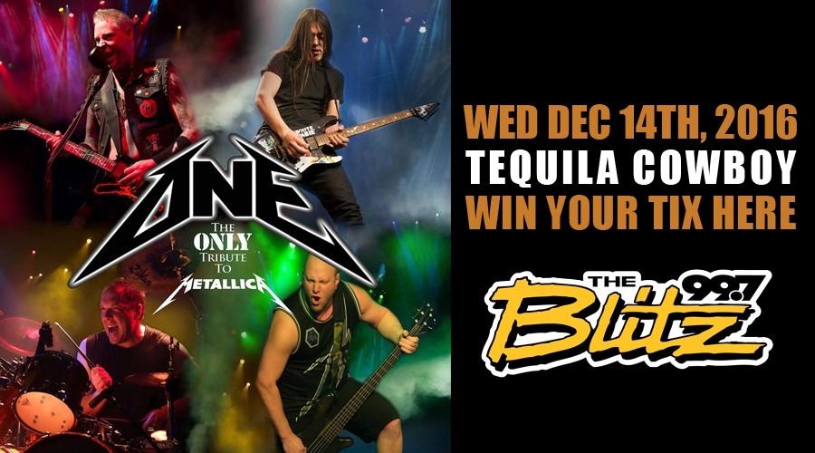 Win One: Metallica Tribute Band Tix