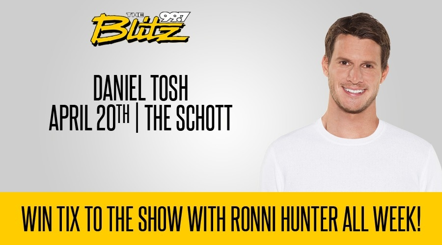 Win Tix to See Daniel Tosh