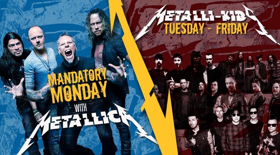 Mandatory Monday and Metalli-kids