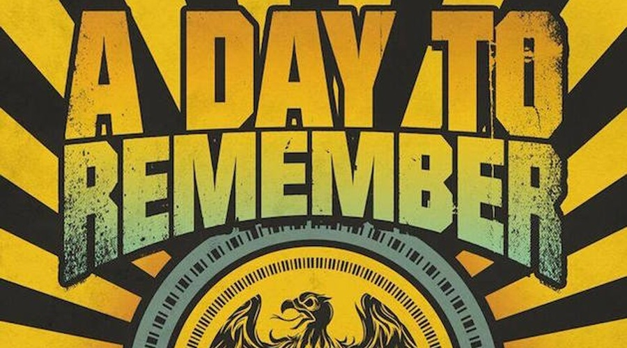 Win A Day to Remember Tix