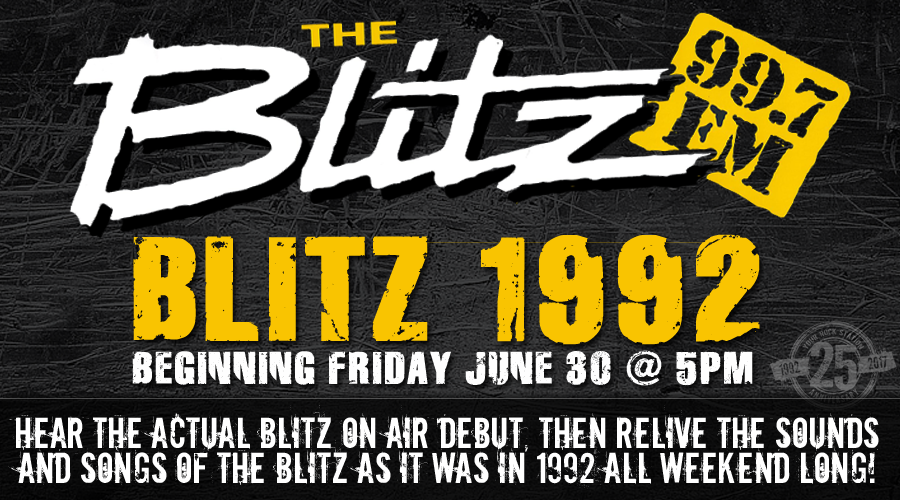 Blitz 1992 is Coming...