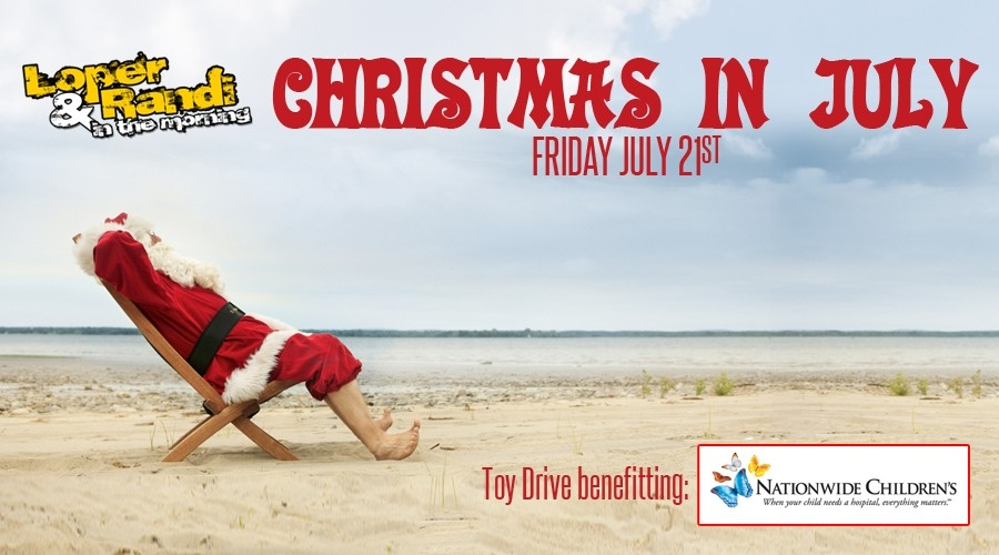 5th Annual Christmas in July