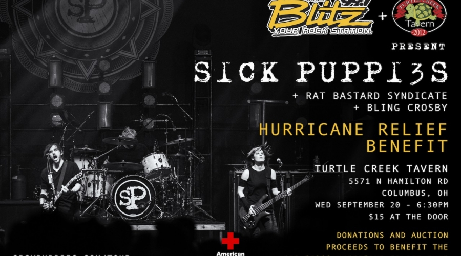 Sick Puppies at Turtle Creek Tavern