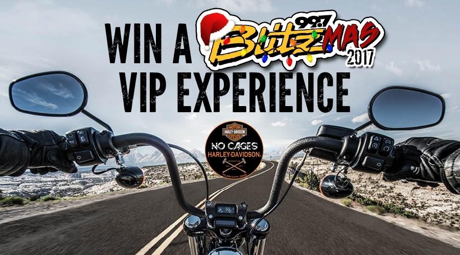 Win a Blitzmas VIP Experience