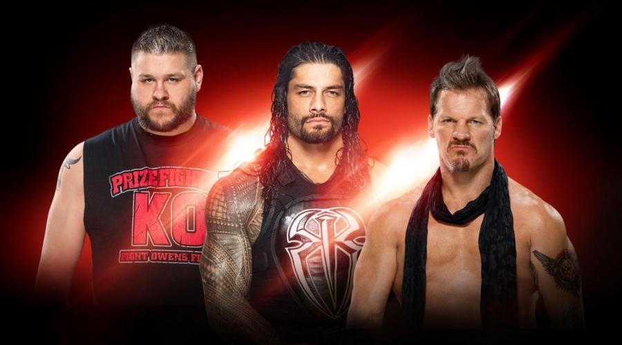 Win WWE Raw Tix