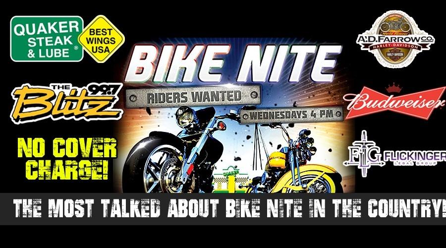 Quaker Steak and Lube Bike Nights