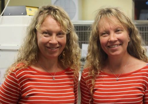 Modern Day Shining Twins?