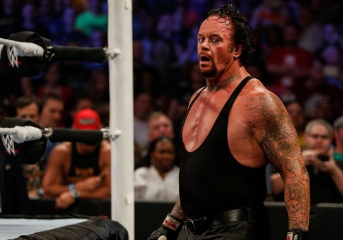 The Undertaker  Isn't Looking so Good...