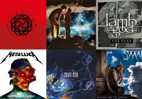 NEW ALBUM FRIDAY - 11.18.16