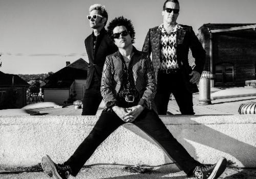 Green Day On Jimmy Kimmel Live!