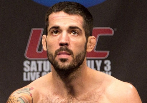 UFC 206 - Matt Brown goes to WAR!