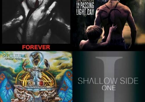 NEW ALBUM FRIDAY - 1.13.17