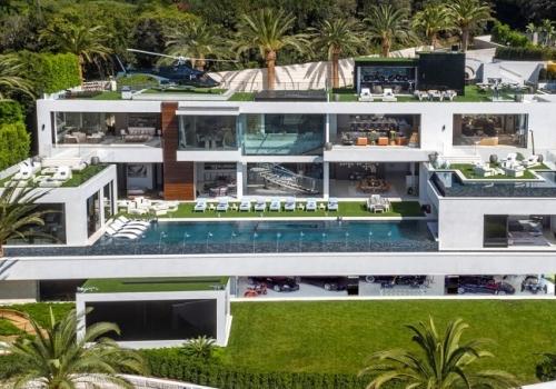 Inside a $250 million LA Mansion