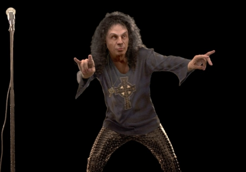 Ronnie James Dio Hologram