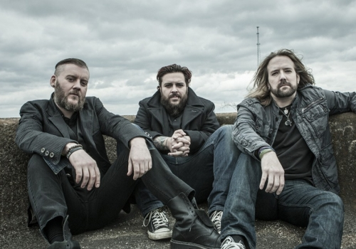 Full Interview with Shaun Morgan from Seether