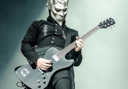 Former GHOST Nameless Ghoul Reveals Himself