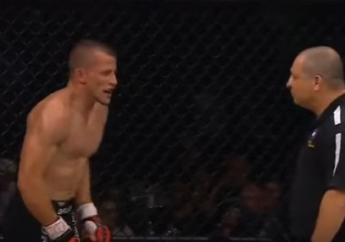 MMA Fighter's Name Makes Commentary Hysterical