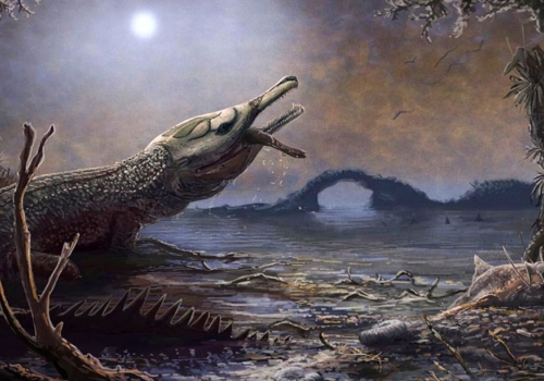 Lemmy Kilmister Just Had A Prehistoric Crocodile Named After Him