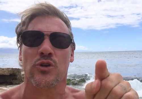 Chris Jericho of Fozzy Launching His Own Cruise