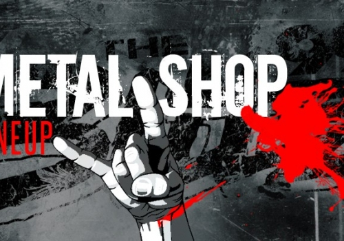 Metal Shop Lineup - 3.19.17