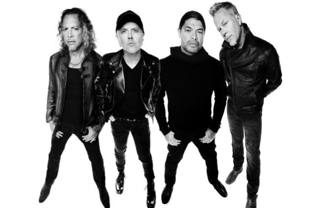 You Can Be In Metallica's New Music Video!