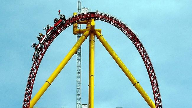 Cedar Point is Renaming The Dragster for the Cubs!