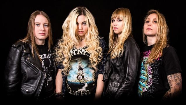 Check Out this Insane All-Female Metal Band!