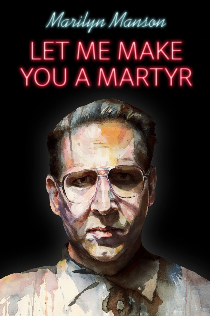 Marilyn Manson is in a New Movie and it looks Incredible!