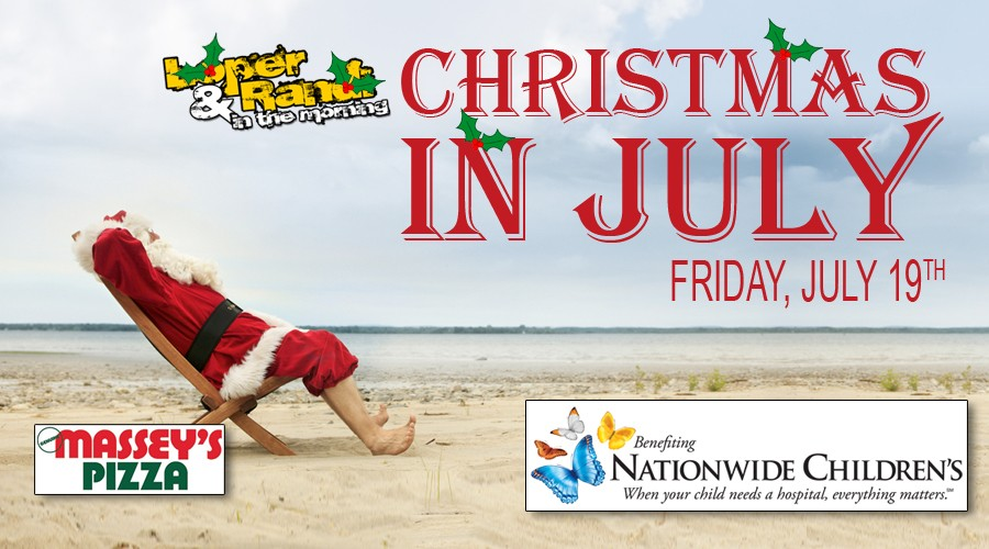 7th Annual Christmas in July