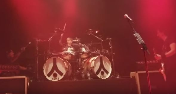 Watch This 12-Year-Old Play Drums with Gojira in Cleveland