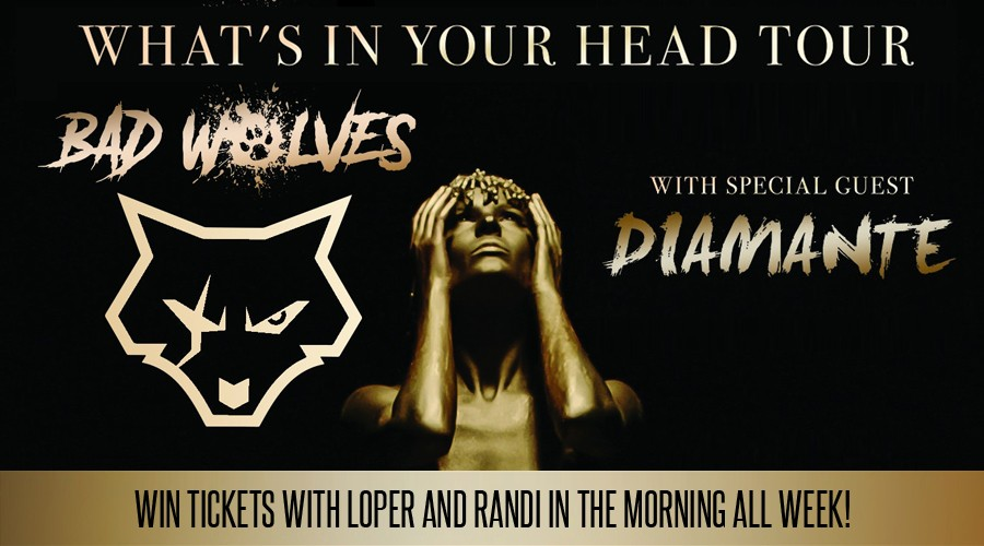 Win Bad Wolves Tix