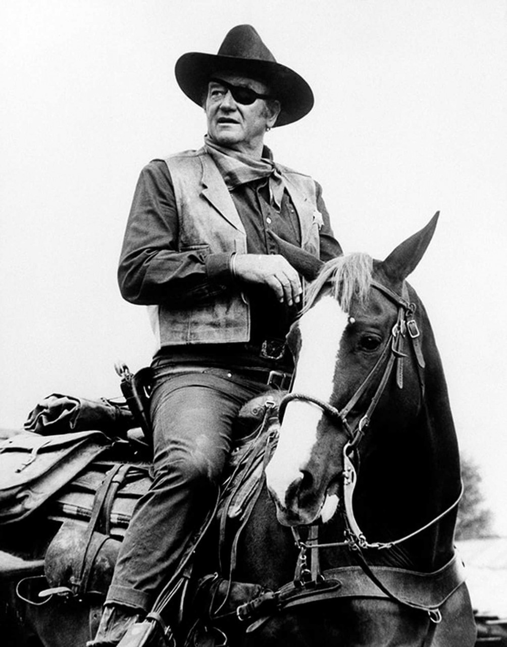Legendary Actor John Wayne.....A Racist?!