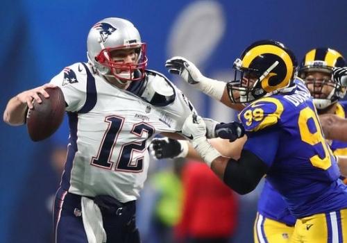 Super Bowl 53 is…