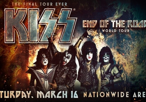 KISS Puts On One…