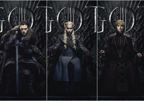 Seize The Throne With…